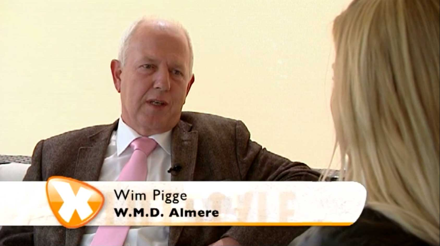 WMD Almere op TV